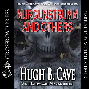Murgunstrumm & Others Audiobook