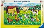 Ravensburger 06046 - Bauernhoftiere a...