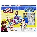 Hasbro Play-Doh B1860EU4 - Die Eiskönigin - Annas Schlitten