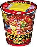 明星 すこびる辛麺 激辛豆腐チゲラーメン 62g×12個