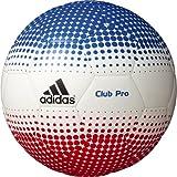 adidas(アディダス) フットサルボール フットサル AFF4803W ホワイトXブルーXレッド 4号