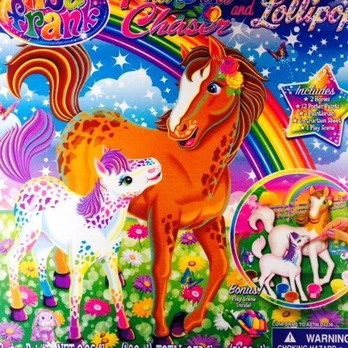 Rainbow Chaser & Lollipop Paint Set