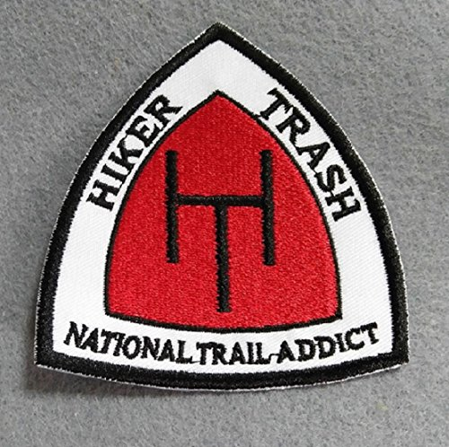 Hiker Trash Patch (Appalachian Outdoors compare prices)