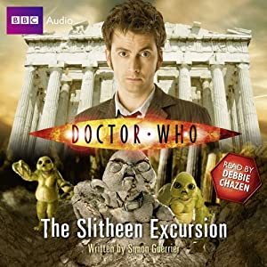 Doctor Who: The Slitheen Excursion | [Simon Guerrier]