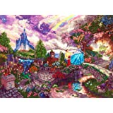 Mcg Textiles # 52503 40.6 x 30.5 cm Disney Dreams Collection Cinderella Wishes Upon A Dream Counted Cross Stitch Kit Item