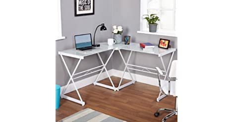 Spectacular Target Marketing Systems Atrium L Shaped Computer Desk Multiple Colors from Jet for