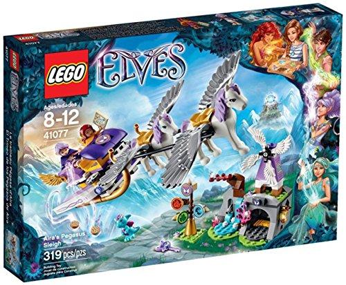 LEGO - Elves 41077 La Slitta Pegaso di Aira
