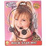 Child Rock Star Headset & Mic