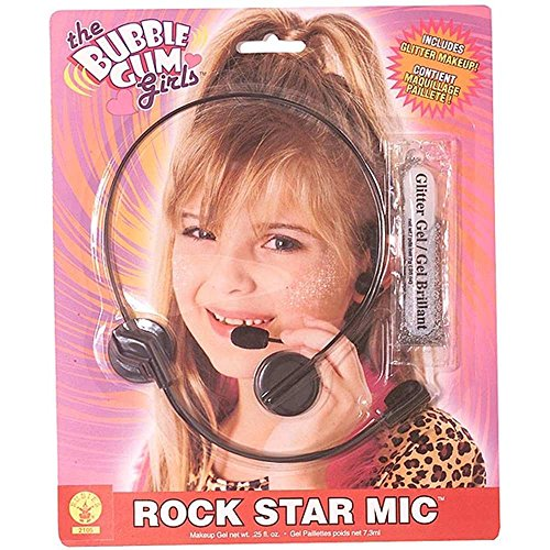 Child Rock Star Headset & Mic