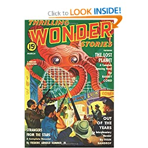 Thrilling Wonder Stories - 03 41: Adventure House Presents: by Barry Cord, Frederic Arnold Kummer Jr., Ivan Sandrop and Robert Arthur