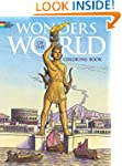 Wonders of the World Coloring Book (D...