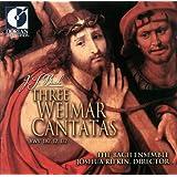 Bach, J.S.: Cantatas - Bwv 12, 172, 182 (3 Weimar Cantatas)