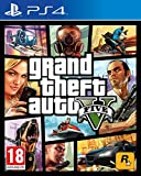 GTA 5 [FR] PEGI Multilingual [PS4]