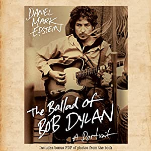 The Ballad of Bob Dylan Audiobook