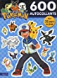 Pokemon 600 stickers