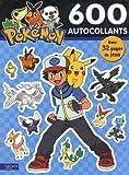 Pokemon 600 stickers...