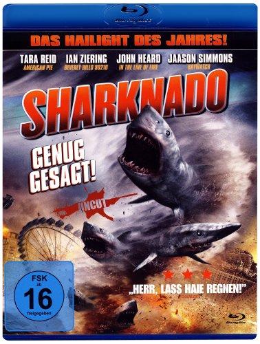 Sharknado - Shark Storm (Blu-ray)