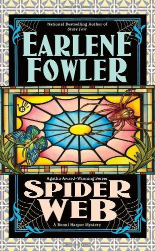 Spider Web (Benni Harper Mystery) front-811320