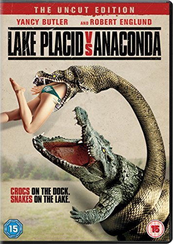 Lake Placid Vs. Anaconda [UK Import]