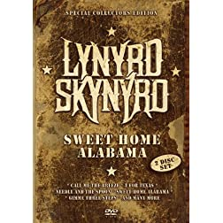 Lynyrd Skynyrd - Sweet Home Alabama 2-disc Collectors Edition