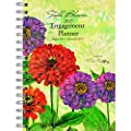 Perfect Timing - Avalanche Full Bloom 2015 Engagement Planner by Tim Coffey, August 2014 - December 2015, 6.5 x 8.5 inches (7005073)