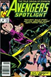 img - for Avengers Spotlight #24 : Featuring Hawkeye and Firebird (Marvel Comics) book / textbook / text book