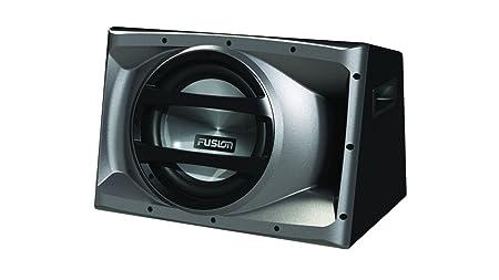 Fusion Performance Caisson de basse actif avec Subwoofer 1500 W 30 cm Argent
