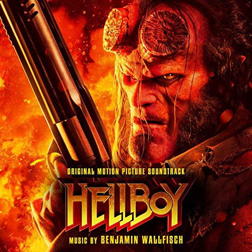 CD : Benjamin Wallfisch - Hellboy (original Motion Picture Soundtrack) (United Kingdom - Import)