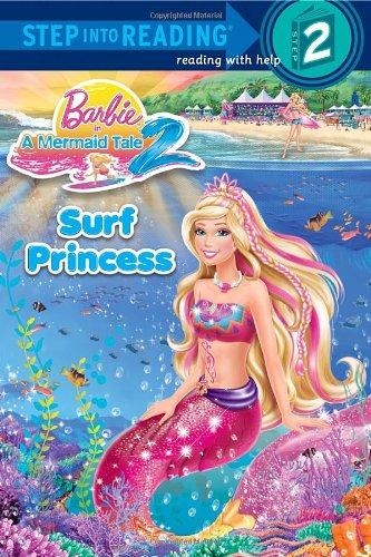 Surf Princess (Barbie) (Step Into Reading - Level 2 - Quality)