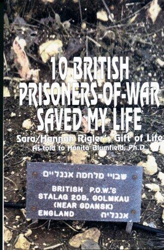 10 British Prisoners-of-War Saved My Life