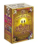 img - for Ever After High: The Storybox of Legends Boxed Set book / textbook / text book