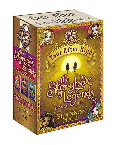 <b>Ever After High: The Storybox of Legends Boxed Set</b>