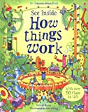 Conrad Mason How Things Work (See Inside) (Usborne See Inside)