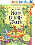 See Inside: How Things Work (Usborne...