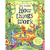 How Things Work (See Inside) (Usborne See Inside)by Conrad Mason
