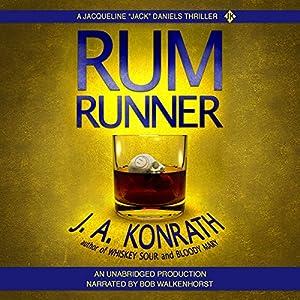Rum Runner - A Thriller Audiobook