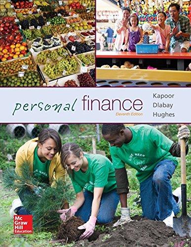 Personal Finance (McGraw-Hill/Irwin Series in Finance, Insurance, and Real Est) (Mcgraw Hill Personal Finance compare prices)