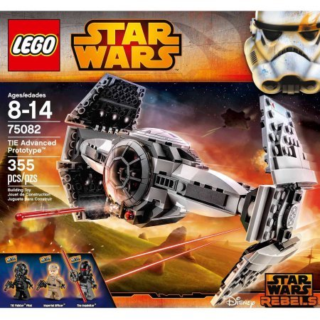 LEGO-Star-Wars-TIE-Advanced-Prototype-With-More-Efficient-Solar-Panels