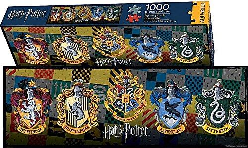 Harry Potter Crests Sottile 1000 pezzo di puzzle (nm)