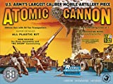 Atomic Cannon 60th Anniversary 1 32 Renwal Revell