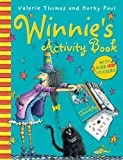 Valerie Thomas Winnie's Activity Book (Winnie the Witch)