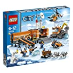 LEGO City 60036: Arctic Base Camp
