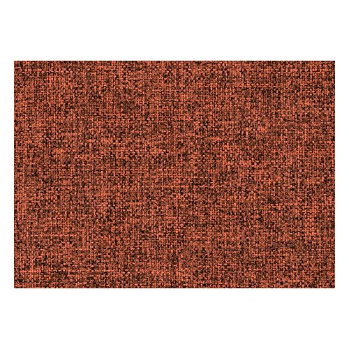 Stoffe - Polsterstoffe - Möbelstoffe - Meterware - Sitzbezug - Multi CS - Trevira CS - Uni - Orange, Rot, Schwarz - MUSTER