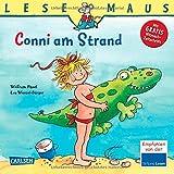 """LESEMAUS, Band 14: Conni am Strandvon """"Wolfram H�nel"""""""