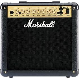 MARSHALL_MG-15DFX_ギターコンボアンプ