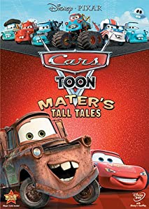 Cars Toons - As Grandes Histórias do Mate Torrent Download