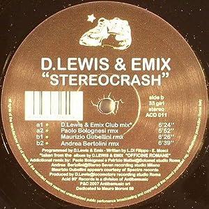D.Lewis & Emix - Hello