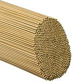 """Wooden Dowel Rods 1/8"""" x 36"""" - Bag of 100"""