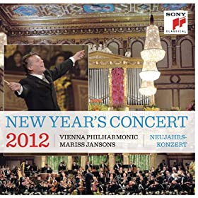 2012 New Year's Concert (Neujahrskonzert) [+digital booklet]