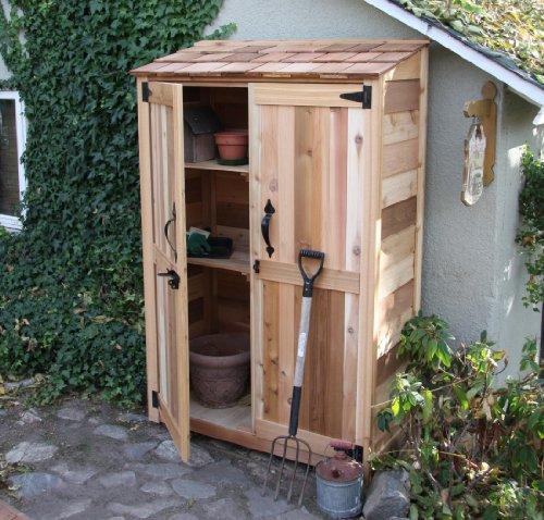 Сарайчик для садового инвентаря